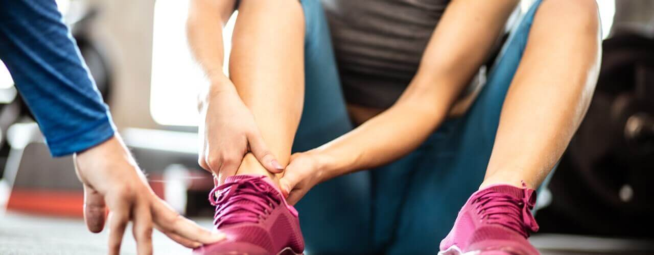 Sprains vs Strains