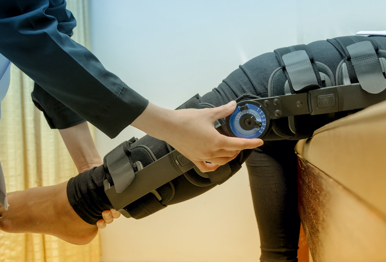 knee decompression